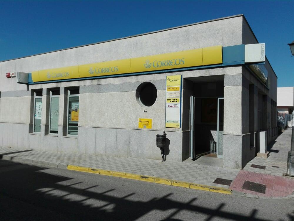 Correos oficinas de correos calle la mogaba 76 gines for Oficinas ups madrid
