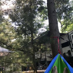 Hill and Hollow Campground - 8915 N Business 31, Pentwater