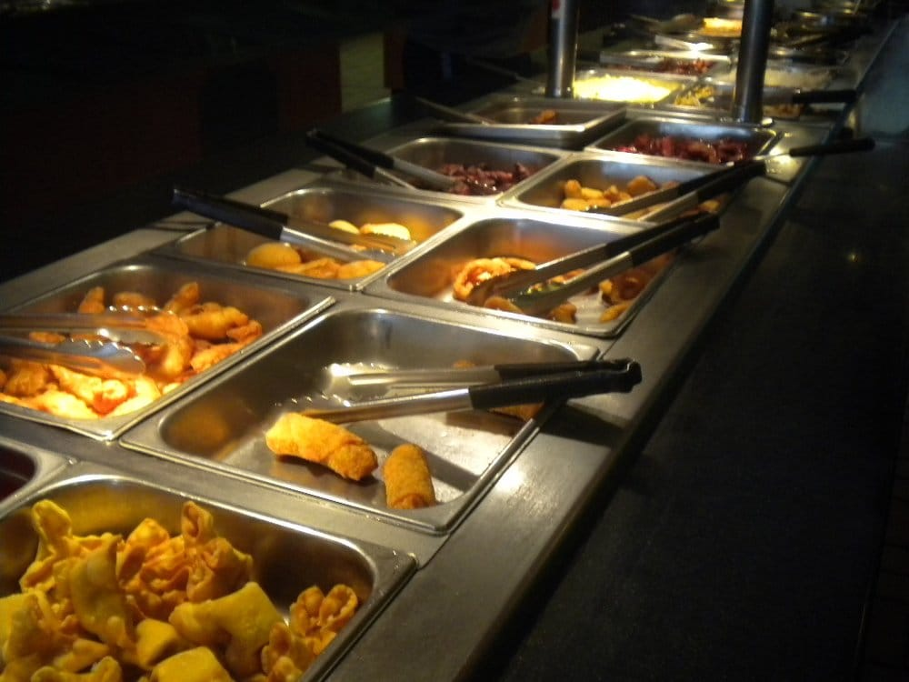 Sacramento asian buffet