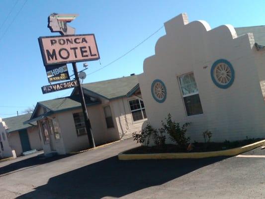 Photo Of Ponca Motel Abilene Tx United States