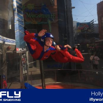 iFLY Indoor Skydiving - Hollywood - 2019 All You Need to
