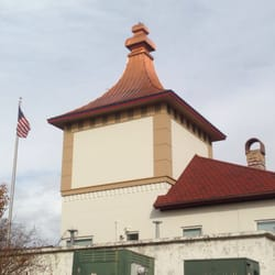 Photo Of Spartan Metal Works LLC   Rhodes, MI, United States. Copper Roof