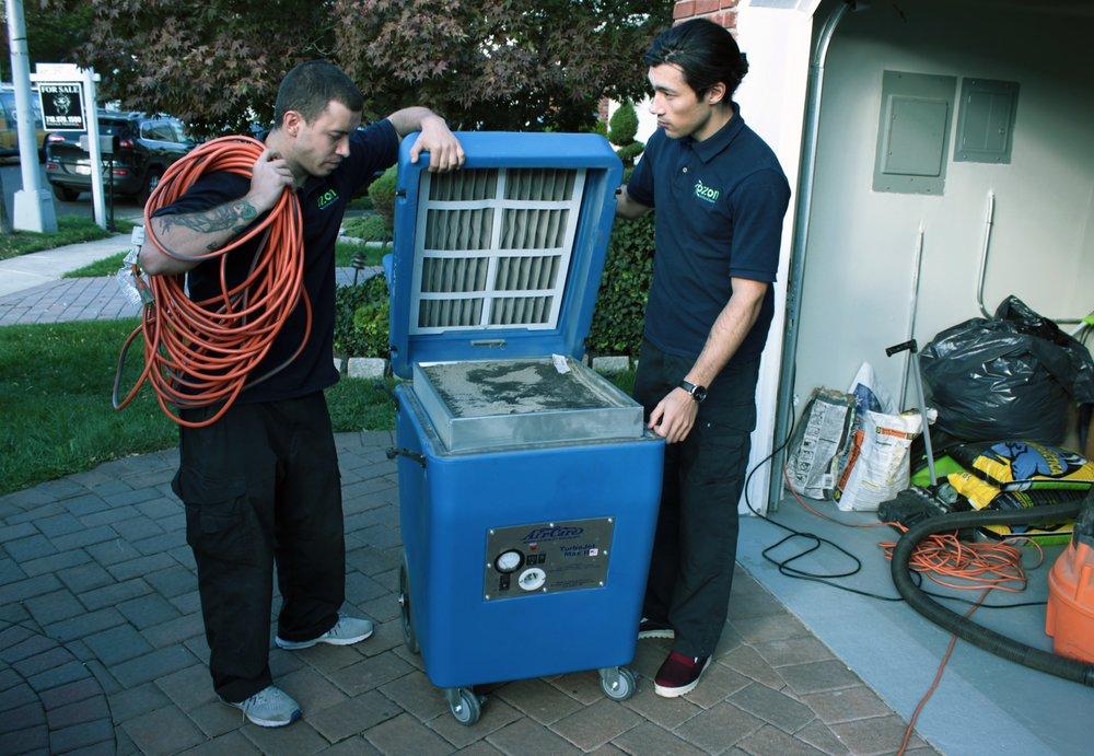 OZON Air Duct Cleaning: 1903 Forest View Dr, Avenel, NJ