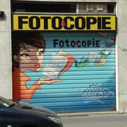 Fotocopie via orseolo milano 9