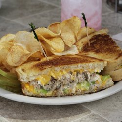 Photo Of Don S Country Kitchen Oceanside Ca United States Tuna Melt With