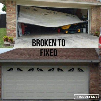 Arrow Overhead Doors Garage Door Services 7603 N Bentsen Rd