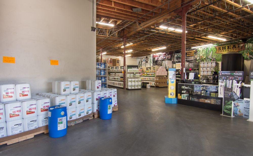 CropSupply: 2317 S Santa Fe Ave, Los Angeles, CA