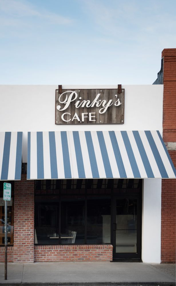 Pinky's Cafe: 109 S Main St, Livingston, MT