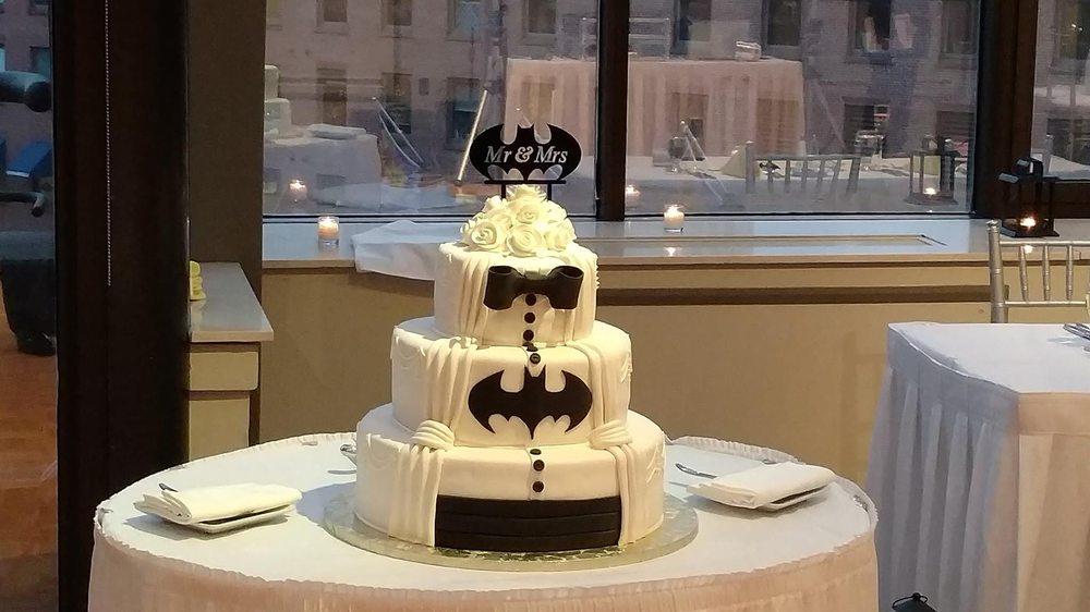 Batman Wedding Cake.My Amazing Batman Wedding Cake Love It So Much Yelp