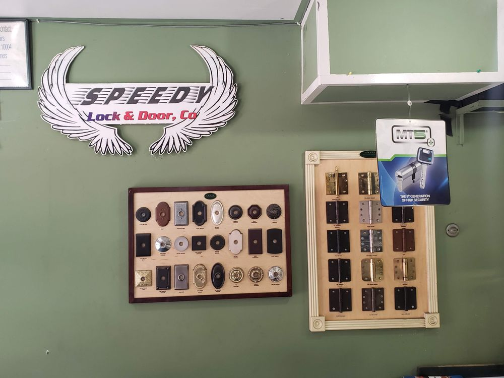 Speedy Lock & Door: 17 1st Ave, New York, NY