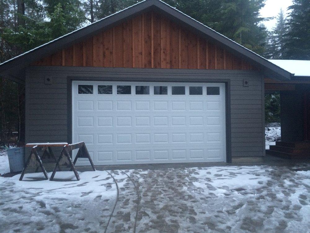 On Track Garage Doors Garage Door Services Vancouver Wa Phone