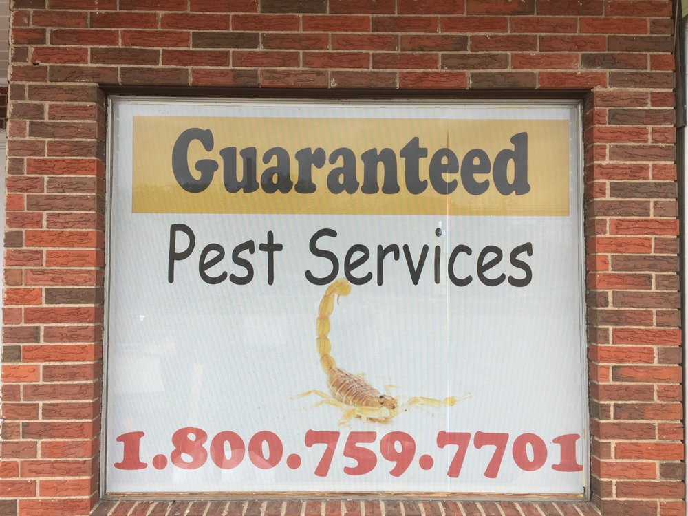 Guaranteed Pest Services: 661 N Main St, Giddings, TX