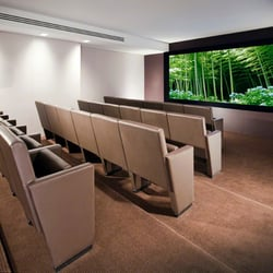 electronics design group - home theatre installation - 60 ethel rd