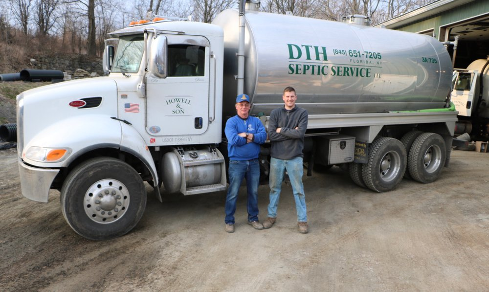 DTH Septic Service: 1760  Rte 17A, Florida, NY
