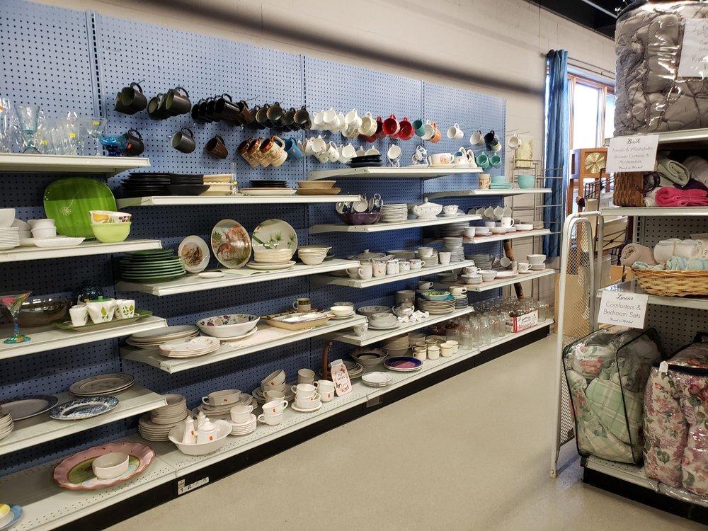 Ripple Effect Resale Shoppe: 6561 Lake Michigan Dr, Allendale, MI