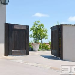 Captivating Photo Of Dynamic Garage Door   Anaheim, CA, United States. Beautiful  Handcrafted Gates