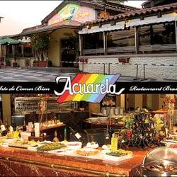 Acuarela cocina brasile a av vitacura 7501 vitacura for Cocina moderna tipo buffet