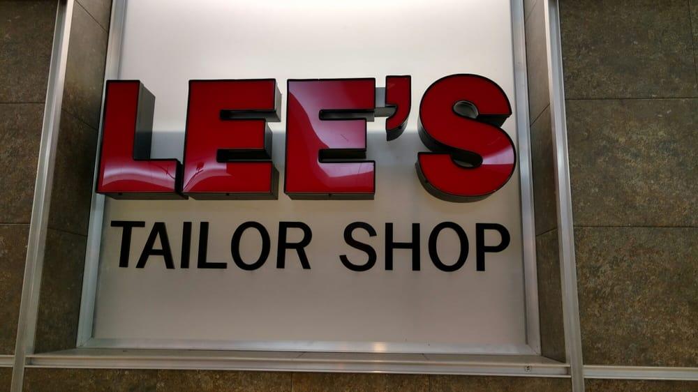 Lee's Tailor Shop