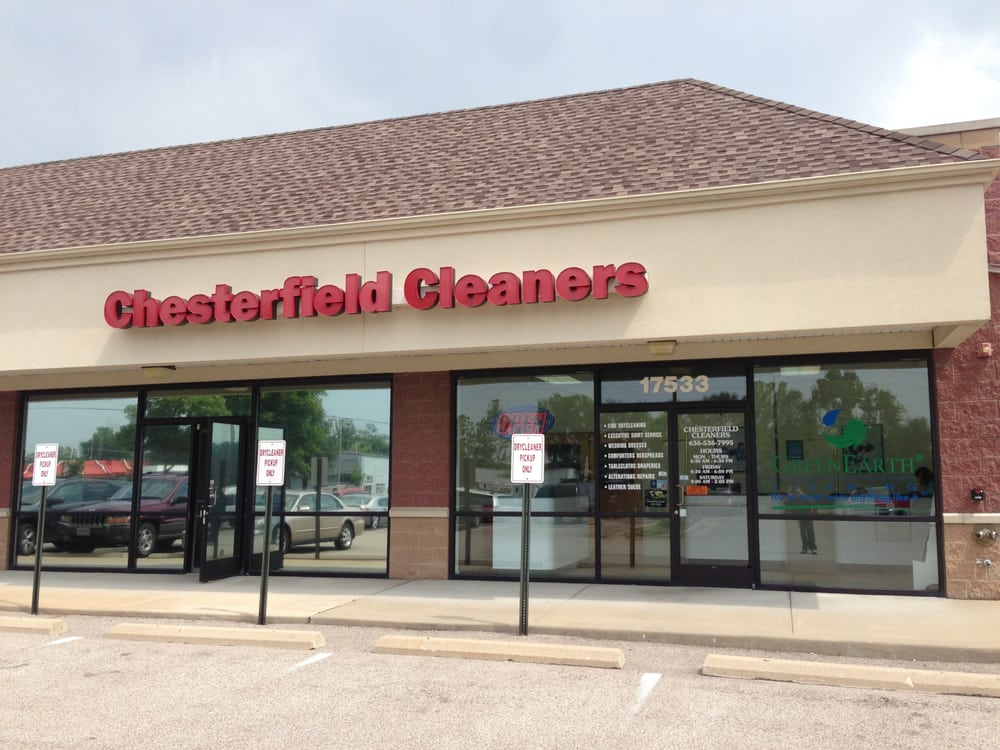 Chesterfield Cleaners: 17533 Chesterfield Airport Rd, Chesterfield, MO