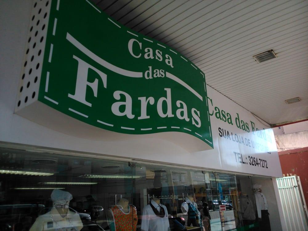 06169ed7e037b Casa das Fardas - Uniformes - Av. Oceânica, 551 - Barra, Salvador ...