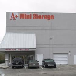 A Mini Storage Self Storage 4021 Sw 47th Ave Davie