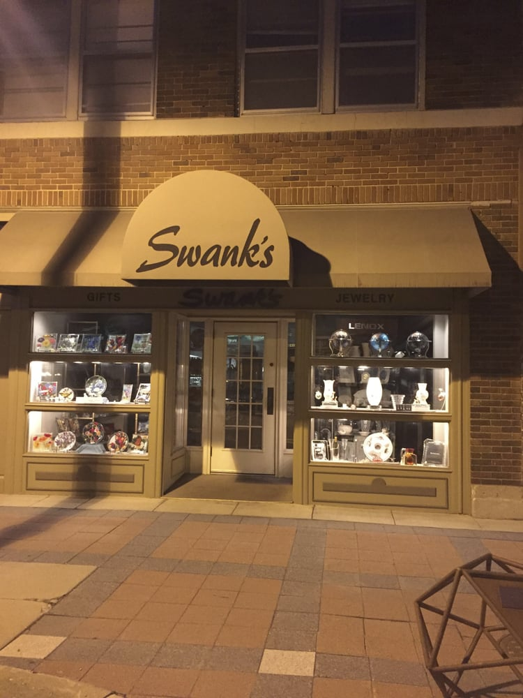 Swank's Jewelry: 319 Main St, Ames, IA