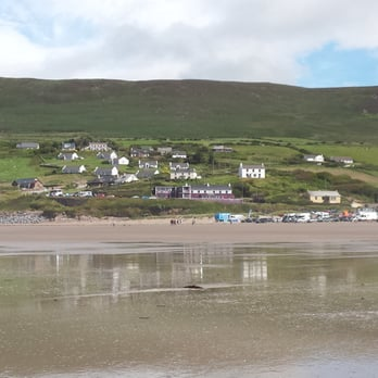 Photo Of Inch Beach Guesthouse Co Kerry Republic Ireland