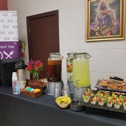 Catering Out the Box - Caterers - 1510 E 55th St, Chicago, IL
