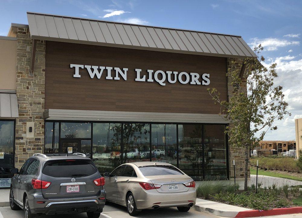 Twin Liquors: 27120 Fulshear Bend Dr, Katy, TX