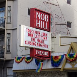 Nob hill adult theater something