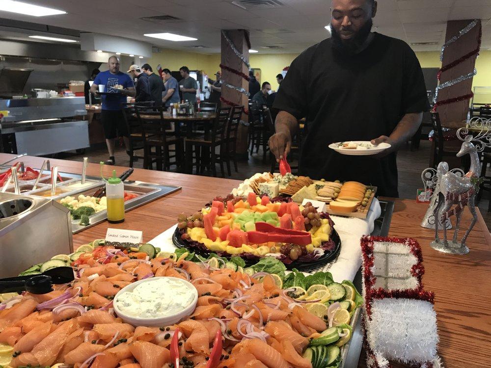 Permian Cafe Pecos: 495 Fm 1450, Pecos, TX