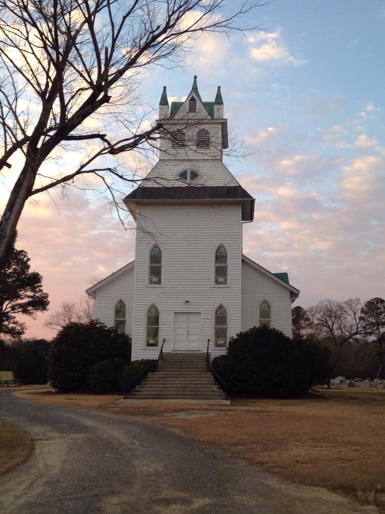 Buckhorn Baptist Church Parsonage: RR 1, Como, NC