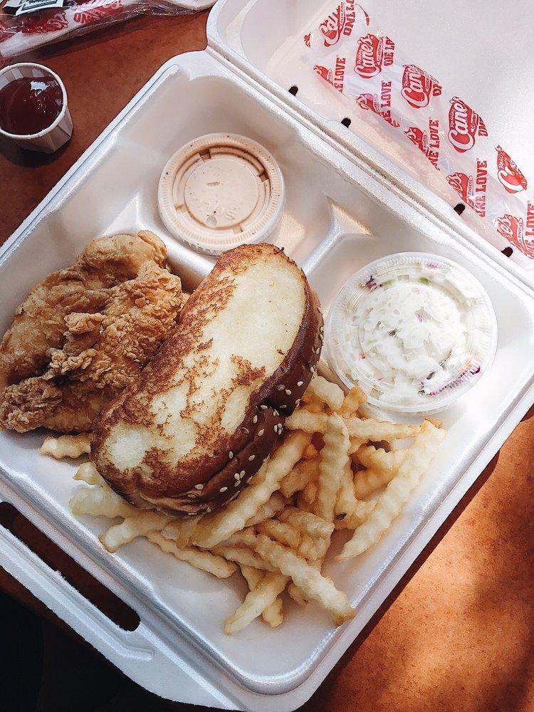 Raising Cane's Chicken Fingers: 4100 Monarch Way, Norfolk, VA