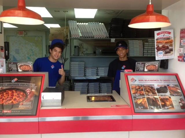 Domino's Pizza: 3014 W Michigan Ave, Pensacola, FL