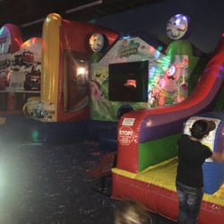 Photo Of Kids Party Central Indio Ca United States Lots Bouncy