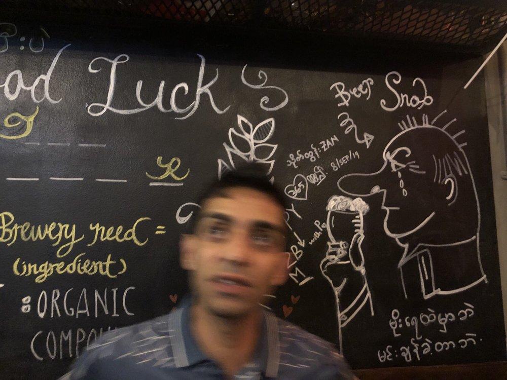 Good Luck Beerhouse Singapore