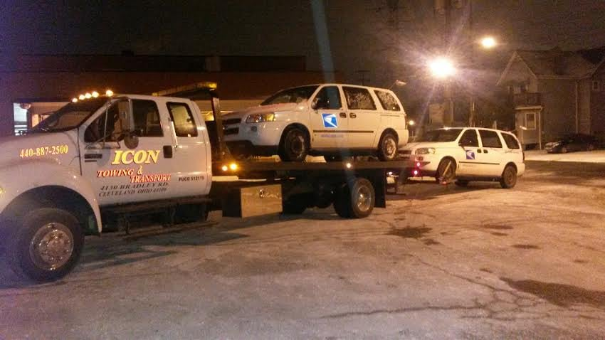 Icon Towing