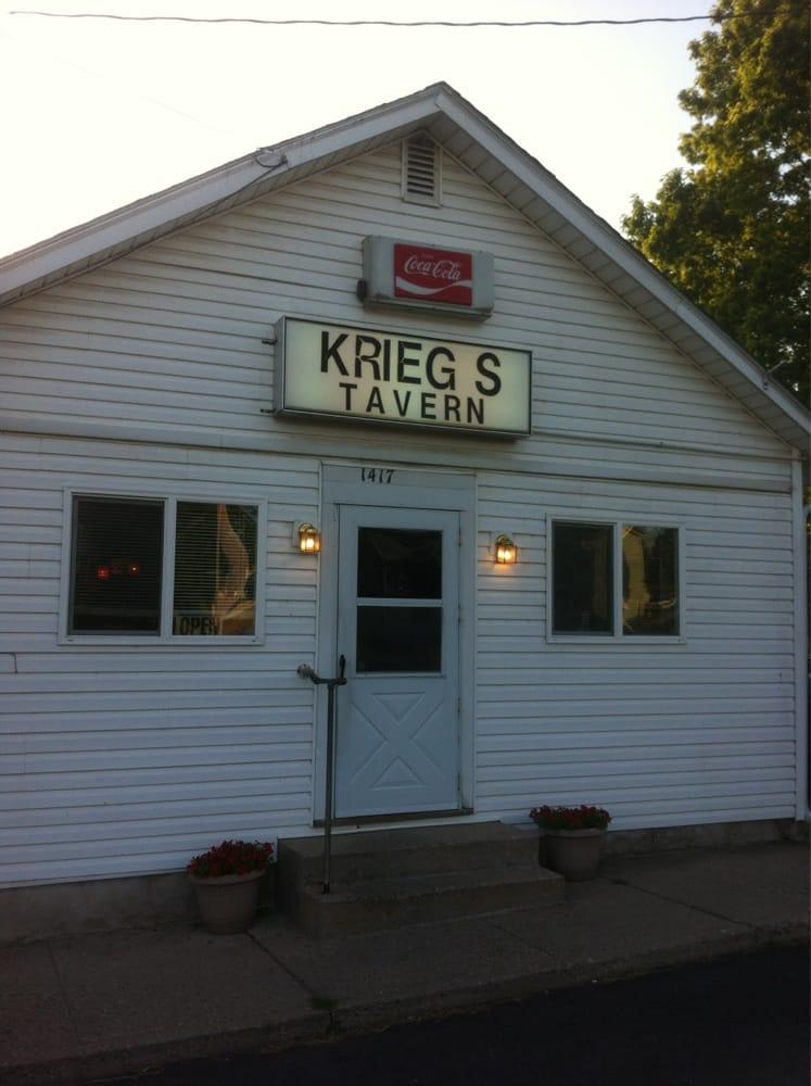 Kriegs Tavern: 1417 13th St, Logansport, IN