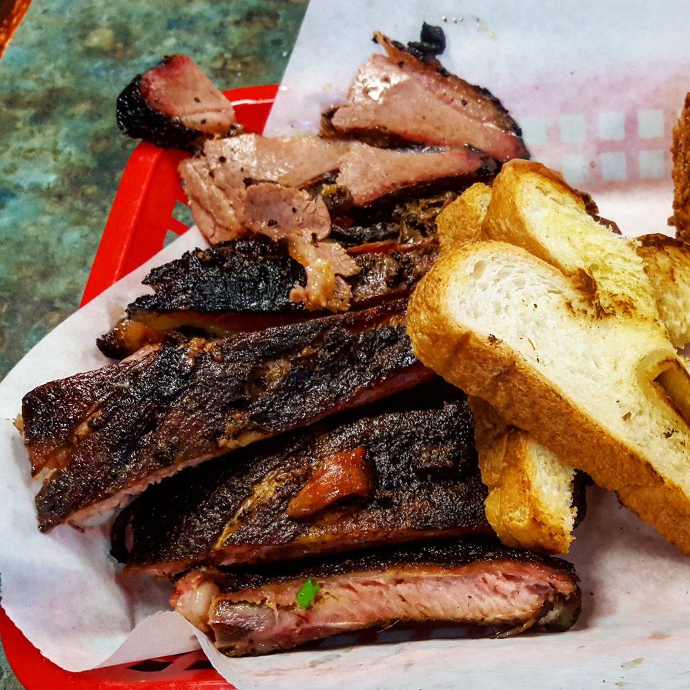 Ray's BBQ Shack: 3929 Old Spanish Trl, Houston, TX