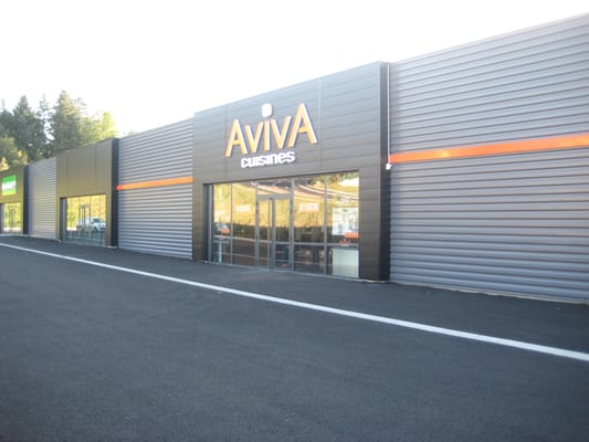 Cuisines Aviva Kitchen Bath Zone De Chirel Le Puy En Velay