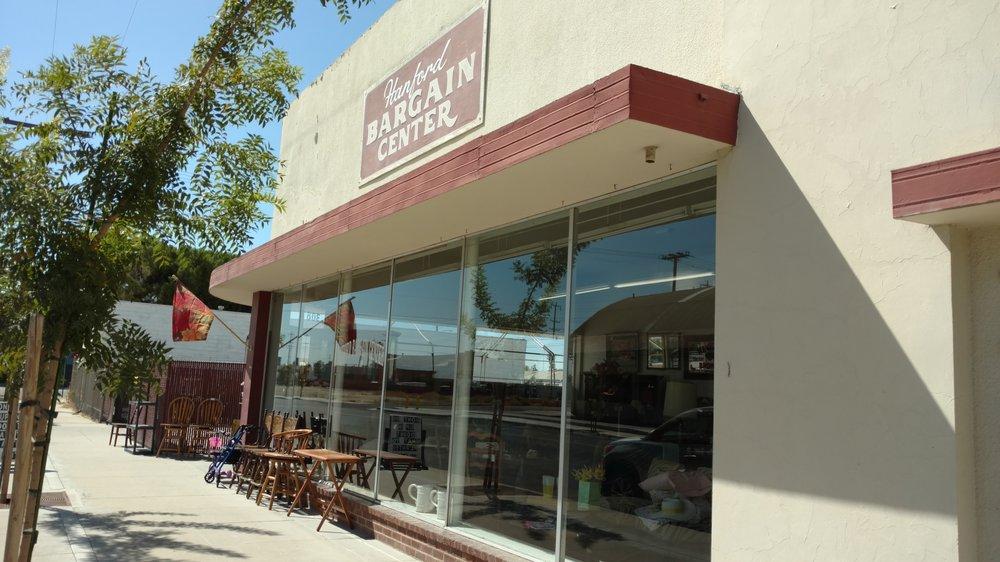 Hanford Bargain Center: 308 E 6th St, Hanford, CA