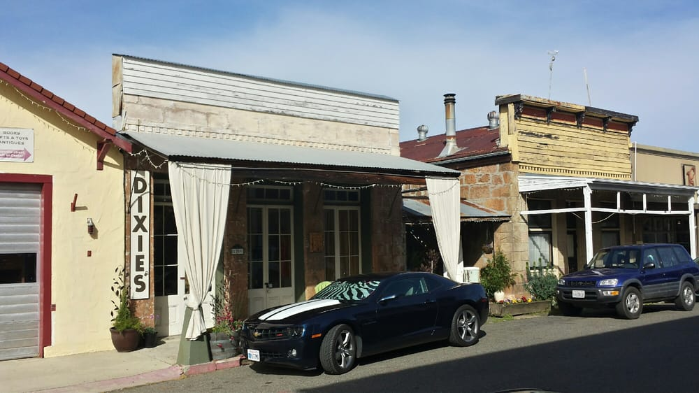 Dixie's: 8299 Main St, Mokelumne Hill, CA