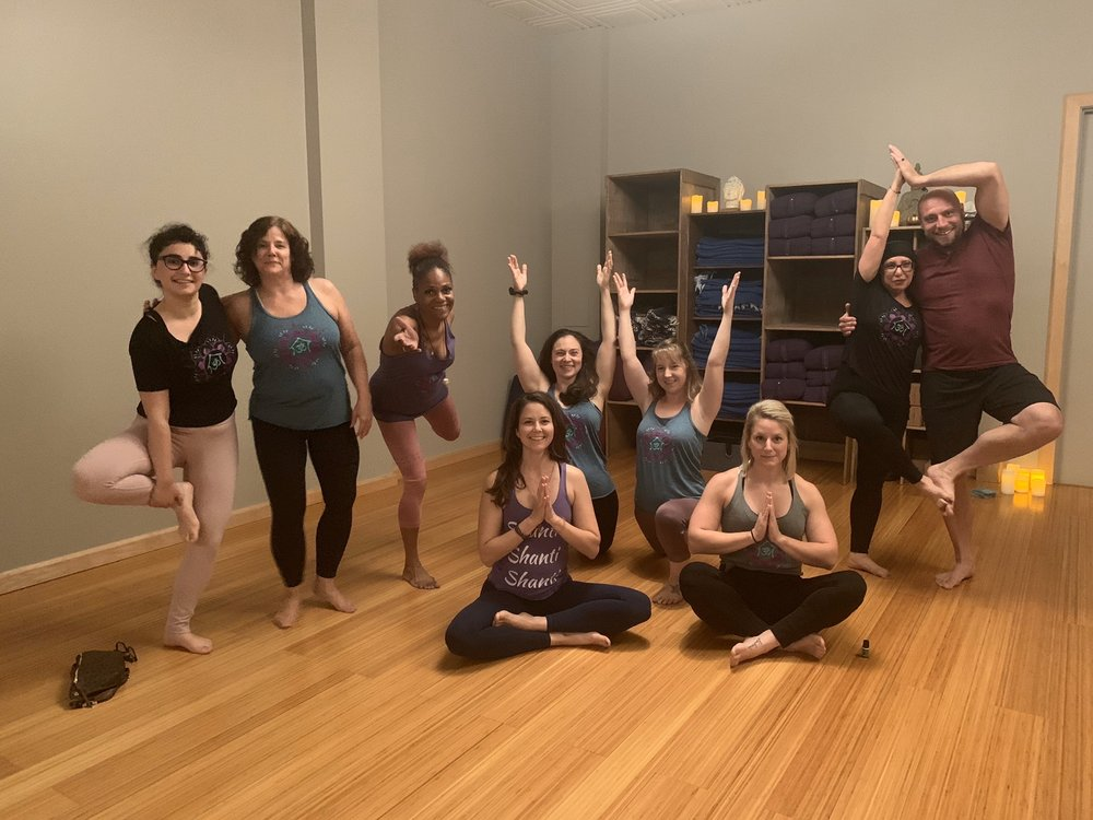 Yoga Shala and Wellness Center: 22213 Michigan Ave, Dearborn, MI