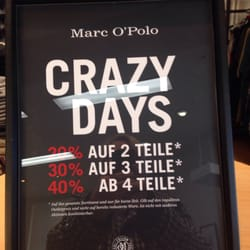photo of marc o 39 polo outlet berlin germany by marco poli outlet. Black Bedroom Furniture Sets. Home Design Ideas