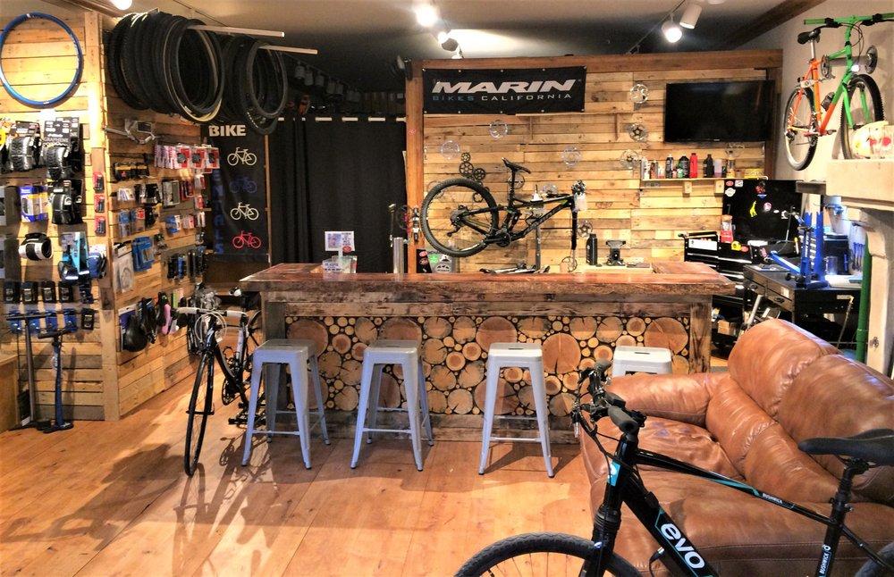 PK's Bike Shop: 320 N Leadville Ave, Ketchum, ID