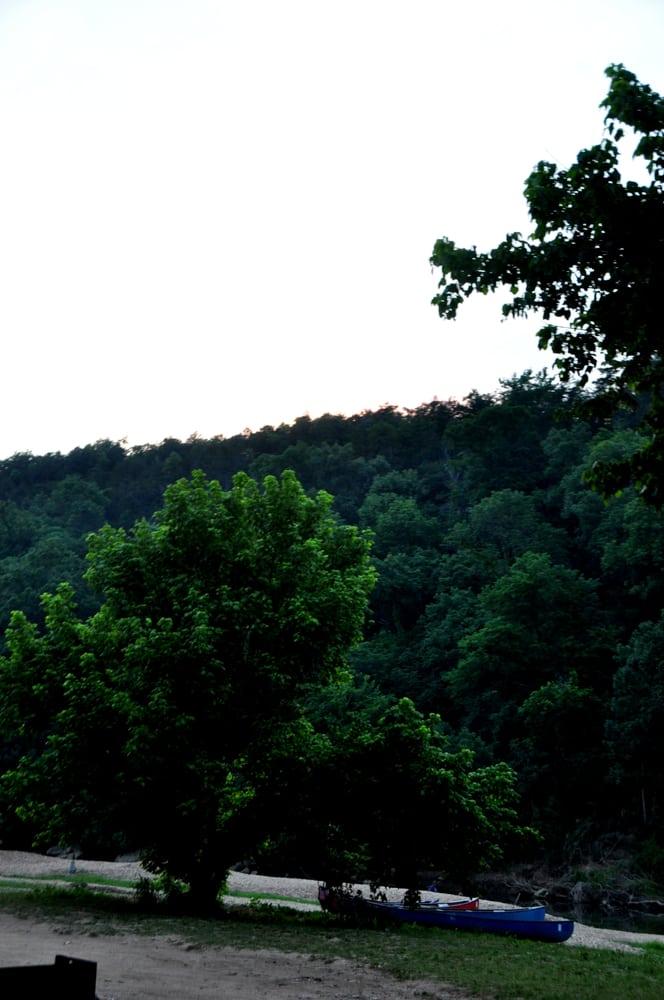 Sylamore Creek Camp: Mountain View, AR