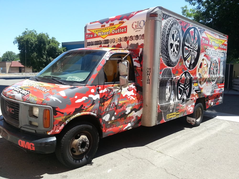 We Design Print And Installed This Custom Omg Vehicle