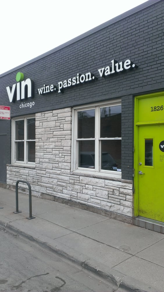 Vin Chicago: 1826 N Elston Ave, Chicago, IL