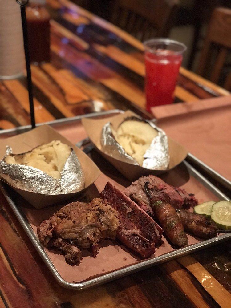 Ten50 BBQ: 1050 N Central Expy, Richardson, TX