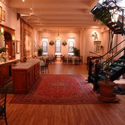 Ceremony Set Up Photo Of Alger House New York Ny United States A Dinner For
